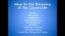 Common Core Writing Through Blogging | Scholastic.com | Common Core:  Citing Textual Evidence | Scoop.it