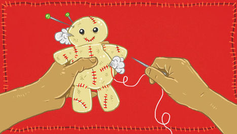Five Basic Hand Stitches You Should Know for Repairing Your Own Clothes   Trucs et astuces du net   Scoop.it