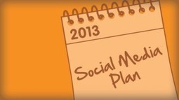 40 Ideas for your 2013 Social Media Plan - Salesforce Marketing Cloud | Irresistible Content | Scoop.it