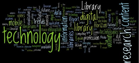 Emerging technologies: A research guide for librarians | Emerging Technology for Libraries | Scoop.it