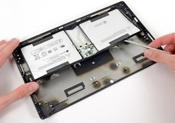 iFixit's Surface Pro teardown shows repairs won't be easy | PCWorld | Digital-News on Scoop.it today | Scoop.it