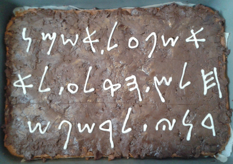 Linguistics Baking Part III: Phoenician | res gerendae | paleolithic and neolithic era | Scoop.it