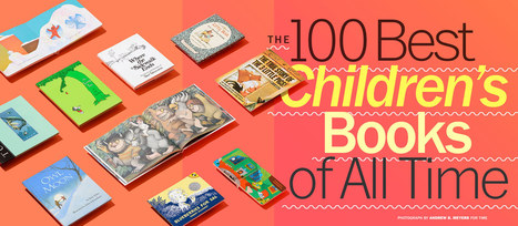 The 100 Best Children's Books of All Time | Children's books | Scoop.it