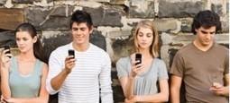 APPLICATIONS MOBILE : NOUVEAUX ENJEUX FACE AUX 15-24 ANS HYPER-CONNECTES | Laboratoire Tendances Comportementales et Communication Digitale | Le web devient mobile | Scoop.it
