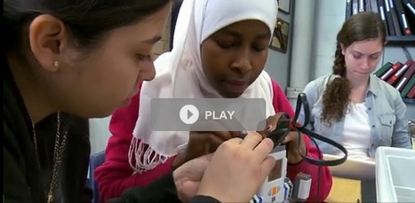 Teachers Embrace 'Deep Learning,' Translating Lessons Into Practical Skills | PBS NewsHour | Jan. 30, 2013 | Into the Driver's Seat | Scoop.it