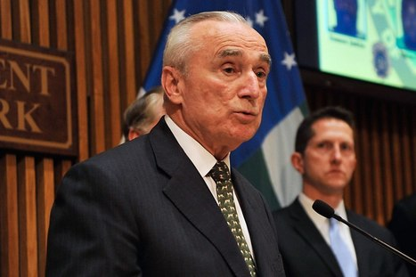 Bill Bratton gives advice on how not to get shot by cops | Police Problems and Policy | Scoop.it