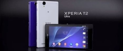 Sony Xperia T2 Ultra dual Price in India -Now Buy Online | infobee | Scoop.it