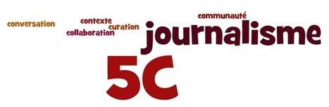 Des 5W aux 5C : contexte, conversation, curation, communauté et collaboration | RP digitales et relations blogueurs | Scoop.it