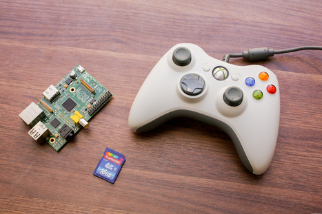 Create a retro game console with the Raspberry Pi - CNET (blog) | Raspberry Pi | Scoop.it
