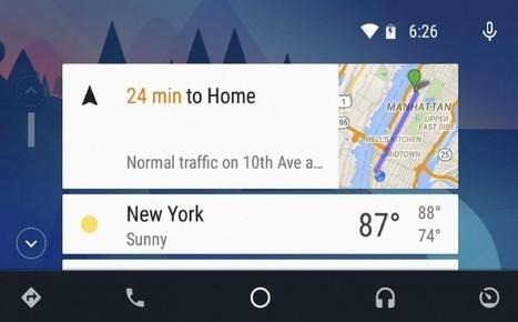 Programadores de Android Auto ahora ya tienen un nuevo emulador para el ordenador | Bits on | Scoop.it