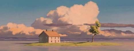 The Magic of Miyazaki's Literary Imagination | Falling into Infinity | Scoop.it