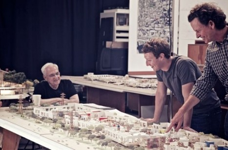 Frank Gehry designs Facebook HQ Expansion | Innovative & Sustainable Building | Scoop.it