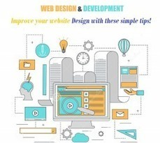 Improve your website design with these simple tips! | App Roxen | approxen - LLC | Scoop.it
