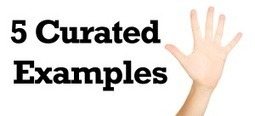 Content Curation Examples: 5 of Our Favorites - Curata Blog | Curating ... What for ?! | Scoop.it
