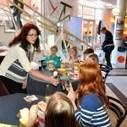 Intervju: Ett bibliotek i elevens hand | Skolbiblioteket och lärande | Scoop.it