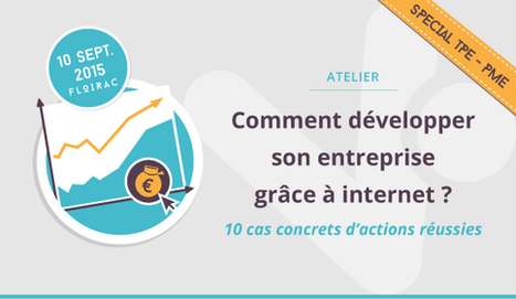 Le support de l'atelier webmarketing | Inaativ | Stratégie éditoriale sur Internet et marketing de contenu | Scoop.it