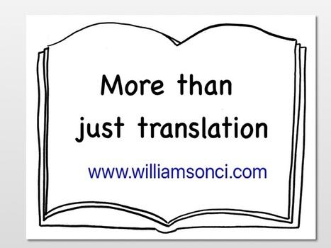 More than just translation | Todoele - Enseñanza y aprendizaje del español | Scoop.it