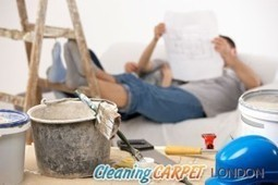After constructive activity at home asphalt may appear on the carpet | Carpets | Scoop.it
