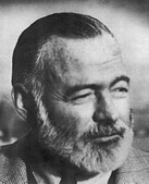 Ernest Hemingway's Top 5 Tips for Writing Well | Copyblogger | How to find and tell your story | Scoop.it