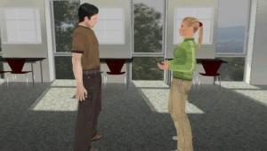 Talk to the virtual hands: Body language of both speaker and listener affects success in virtual reality communication game | Knowmads, Infocology of the future | Scoop.it