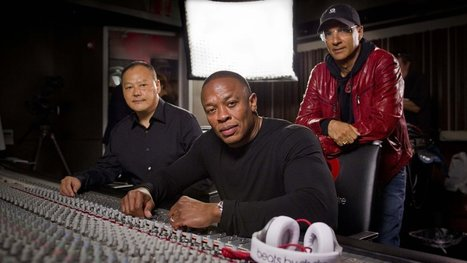 Dr. Dre could soon become an Apple executive | Producer Powerhouse | Scoop.it