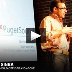 Simon Sinek: Come i grandi leader ispirano azione | Web Marketing Blog | Web Marketing | Scoop.it