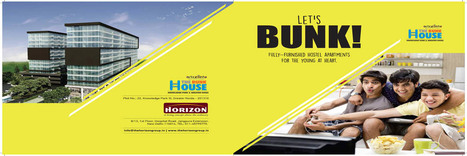 Orizzonte The Bunk House in KP 3 Greater Noida, Hostel Apartments | Aditya Estates™ | Real Estate property | Scoop.it