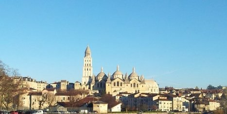 Périgueux, une vidéo de présentation de la ville réalisée à l'occasion du passage du Tour de France | Gite Dordogne | Scoop.it