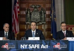 """""""Gun Nuts"""" Not SAFE In NY -yet Dems claim they are not after our guns?? 