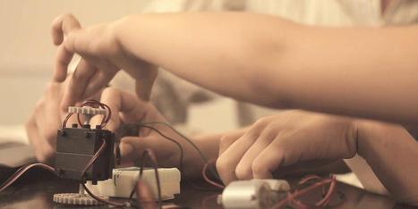 JunkBot : La robotique pour enfants | Des robots et des drones | Scoop.it