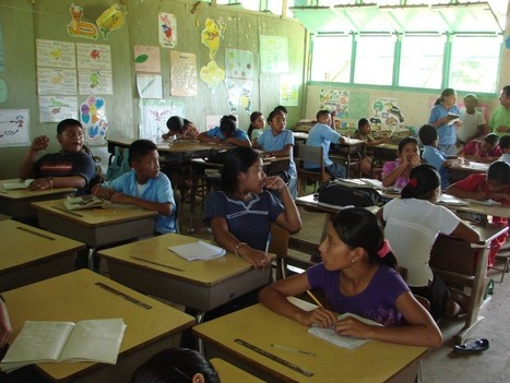 """Sustainable Development"" in Mayan Education 