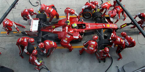Todo lo que los hospitales tienen que aprender de un equipo de Fórmula 1 - ElConfidencial.com | Gestión Sanitaria | Scoop.it