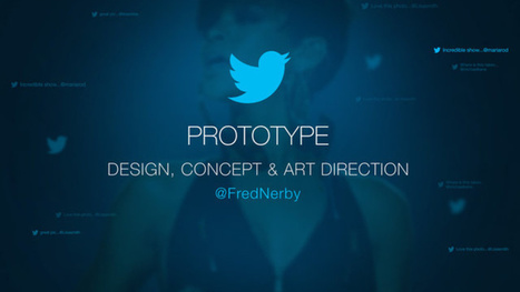 Check Out How Much Better Twitter Could Look (and Work) | JMO's Design highlights | Scoop.it