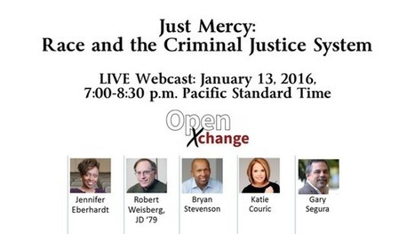 Just Mercy: Race and the Criminal Justice System by Stanford Alumni Association [VIDEO] | Community Village Daily | Scoop.it
