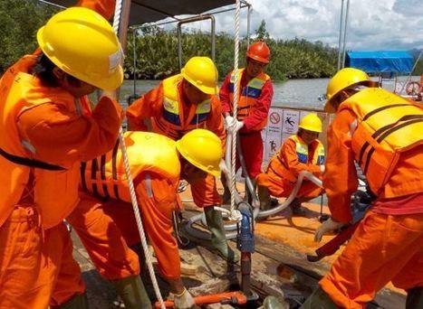 KrisEnergy announces start of offshore exploration seismic program in Vietnam   Geology   Scoop.it
