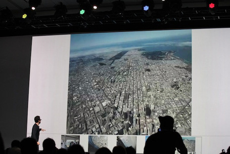 Google I/O: Google Demos Glasses in Amazing Skydiving Stunt Over San Francisco | Mobile Terra Firma | Scoop.it