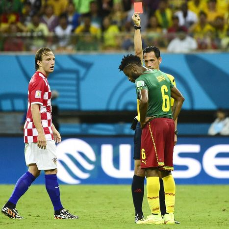 Cameroon get it wrong, very wrong | FIFA World Cup 2014 | Scoop.it