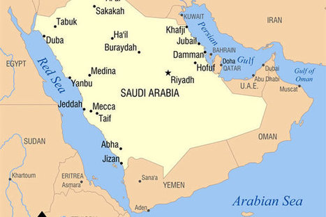 Saudi authorities reportedly seek death penalty for coming out | LGBT Times | Scoop.it