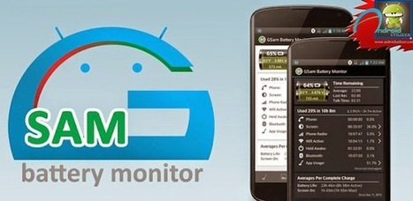 GSam Battery Monitor Pro Android Application Free Download | Android | Scoop.it