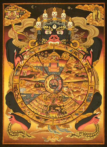 El mito Tibetano de la Creación (Asia) | Creacion | Scoop.it