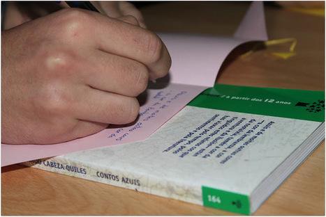 Os libros da Quinta agochan segredos... | bibliotecas escolares ao vivo | Scoop.it