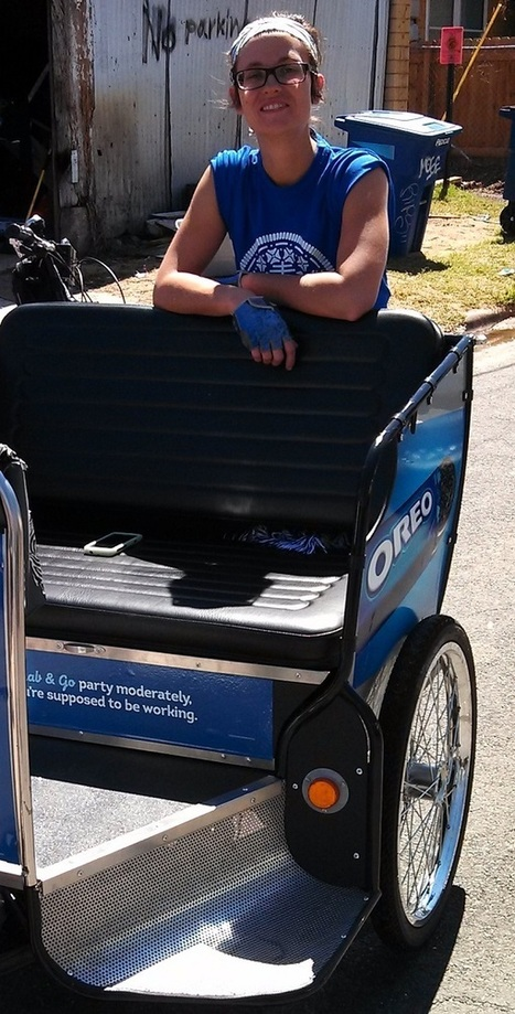 Mobile Mini Libraries Pepper SXSW - Library Journal | School Libraries ~ Fab Labs! | Scoop.it