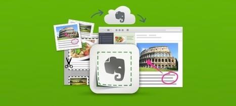 Cómo añadir contenido a Evernote con Evernote Web Clipper | EvernoteTips | Scoop.it