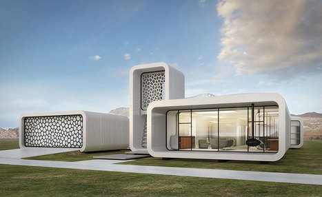 Dubai to build world's first 3D printed office | Cities and buildings of Tomorrow | Scoop.it