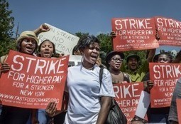 Fast Food Workers Strike Becomes a Movement | Company Review - Take This Job or Shove It! | Scoop.it