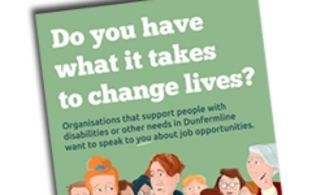 Fife careers fair to showcase social care and support work opportunities | Social services news | Scoop.it