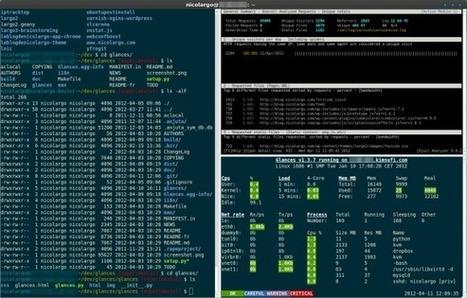 Terminator, le terminal ultime sous GNU/Linux   Deletom - Open source & Libre   Scoop.it
