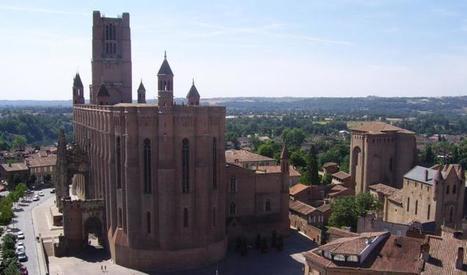 La cathédrale dans le Top 3 des sites les plus visités d'Occitanie | Campings et tourisme dans le Tarn | Scoop.it