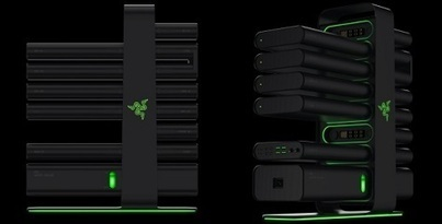 H Razer παρουσίασε το concept ενός modular gaming PC | e-pcmag.gr | Gaming | Scoop.it