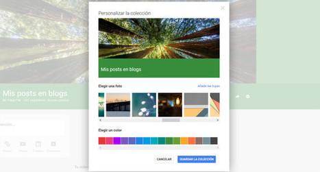 ¿Cómo son las nuevas collecciones de Google+? Primeras impresiones | Marketing & Social Media | Scoop.it